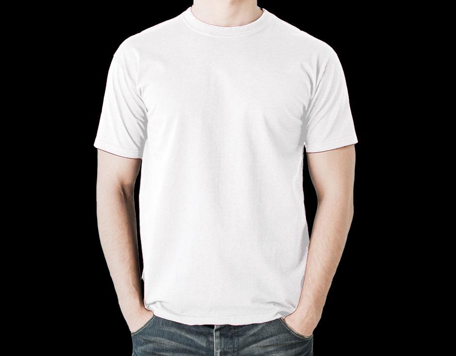 White COLOR - T-SHIRT