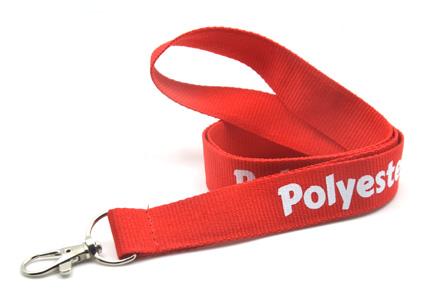 Polyester Lanyards
