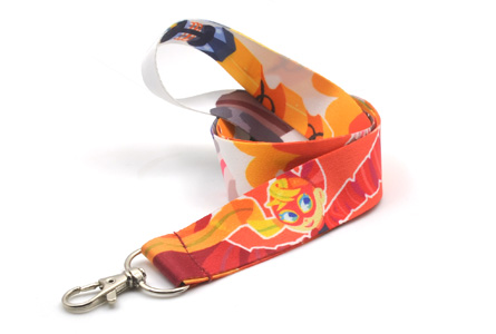 Full Colour Printed Lanyard