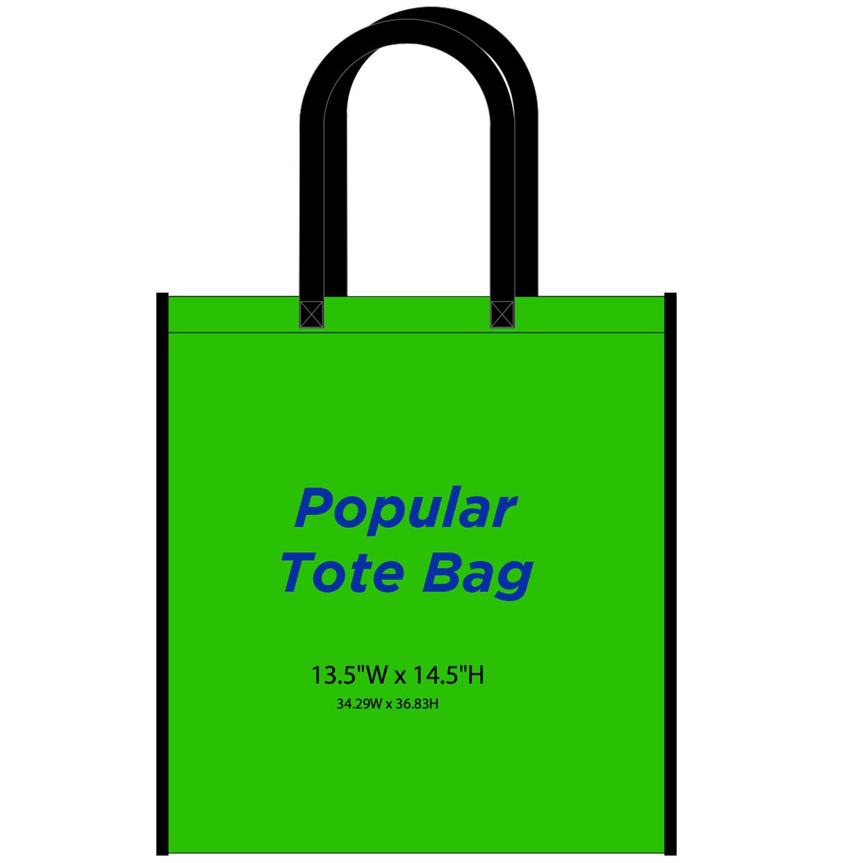 Popular Tote Bag